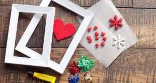 Evde İş İmkanı: Resim Çerçeveleri Yapmak