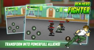 Little Ben Alien Hero - Fight Alien Flames Oyun İncelemesi